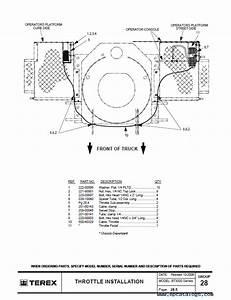 Terex Crane Bt3000 Download Pdf Parts Manual