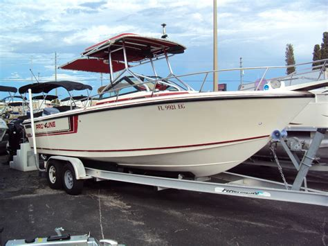 Used Proline Boats by Used Proline Walkaround Boats For Sale Boats