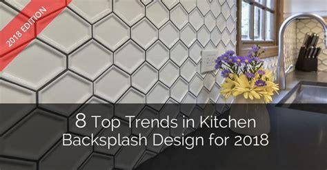 top trends  kitchen backsplash design