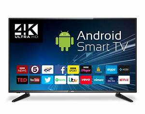 50 U201d Android Smart 4k Ultra Hd Led Tv With Wi