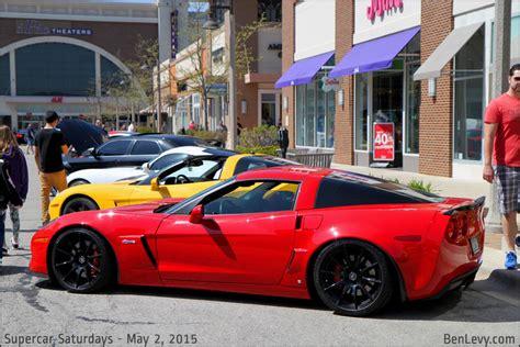 red  corvette  benlevycom