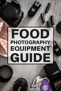 The best food photography equipment for beginners | Purple Avocado
