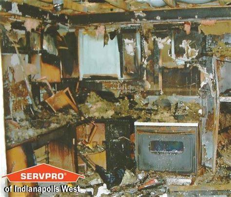 SERVPRO of Indianapolis West Before And After Photos