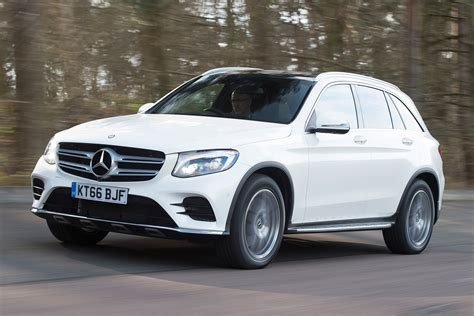 Mercedes Glc 350d 2017 Review  Pictures  Auto Express
