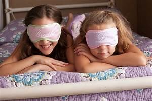 Teen slumber sleepover party