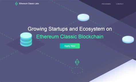 Ethereum Classic Labs Announcement   NewsBTC