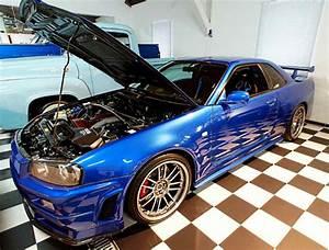 Nissan Skyline Fast And Furious : paul walker 39 s fast and furious r34 nissan gt r up for sale autoevolution ~ Medecine-chirurgie-esthetiques.com Avis de Voitures