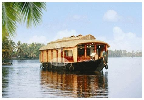 Kerala Tourism Alleppey Boat House by Elite House Boat Kerala House Boat Kerala Tourism