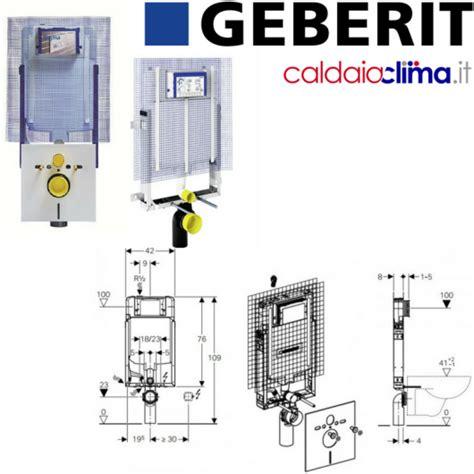 Cassetta Geberit Incasso Prezzo Geberit Cassetta Di Scarico Ad Incasso Combifix