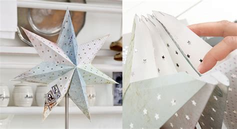 decorer sa cuisine soi meme décoration de noël une étoile à 7 branches prima