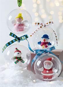 Boule Noel Transparente : boule noel a remplir boule de noel achat klicit ~ Melissatoandfro.com Idées de Décoration