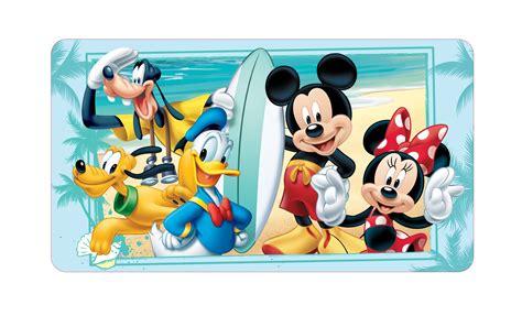 mickey mouse bath mat disney mickey mouse quot summer quot tpr bath mat