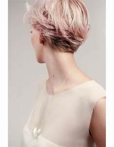 Coupe De Cheveux Femme Courte : coupe courte sur cheveux pastel hiver 2105 les plus ~ Melissatoandfro.com Idées de Décoration