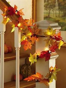30, Cool, Ways, To, Use, Autumn, Leaves, For, Fall, Home, D, U00e9cor