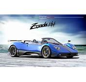 Pagani Wallpapers By Cars Wallpapersnet