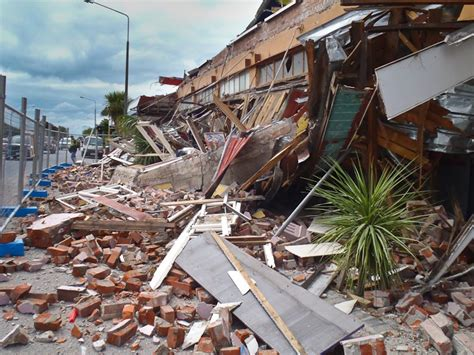 What A 6.3 Earthquake Can Do To A City