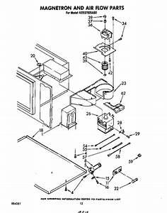 Kitchenaid Model Kees702swb0 Ranges  Electric Genuine Parts