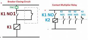 Contact Multiplier Relay Working Function  U0026 Wiring Diagram