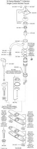 pfister parts kitchen faucet price pfister parts diagram faucets reviews