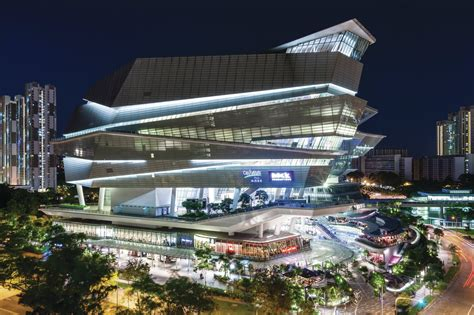 The Star, designed by Andrew Bromberg for Aedas ...
