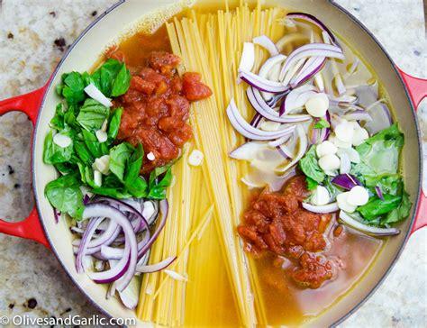 comment cuisiner le bar quot one pot pasta quot la solution gourmande pour les grosses