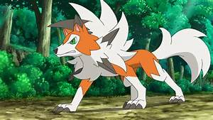 Ash's Lycanroc - Bulbapedia, the community-driven Pokémon ...