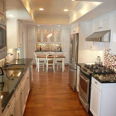 galley kitchen renovation ideas 17 best images about galley eat in kitchens on