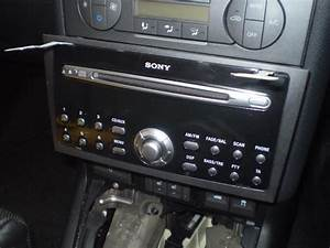Radio Sony Ford Focus Mk2 Instrukcja