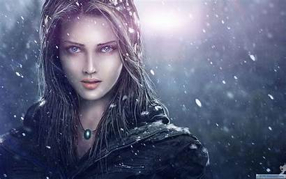 Fantasy Female Wallpapers Woman Wallpaperplay