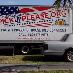 furniture donation pick  miami beach small house
