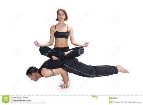 yoga   series stock image image