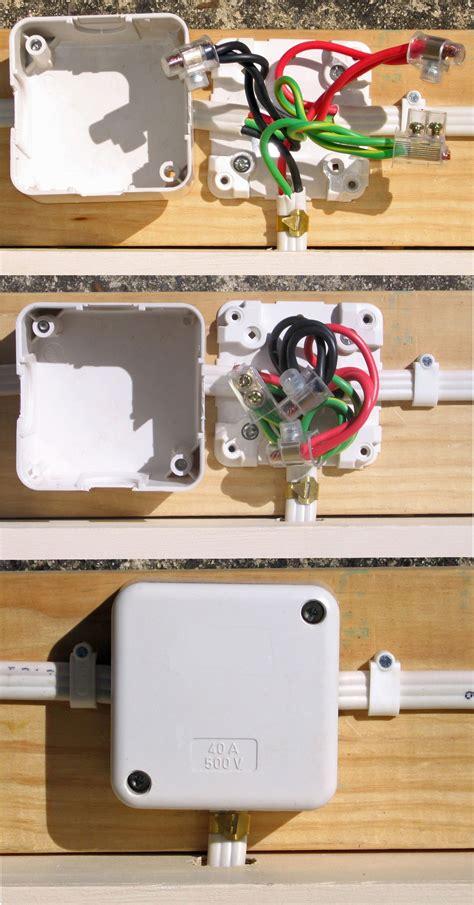 surface mounted wiring