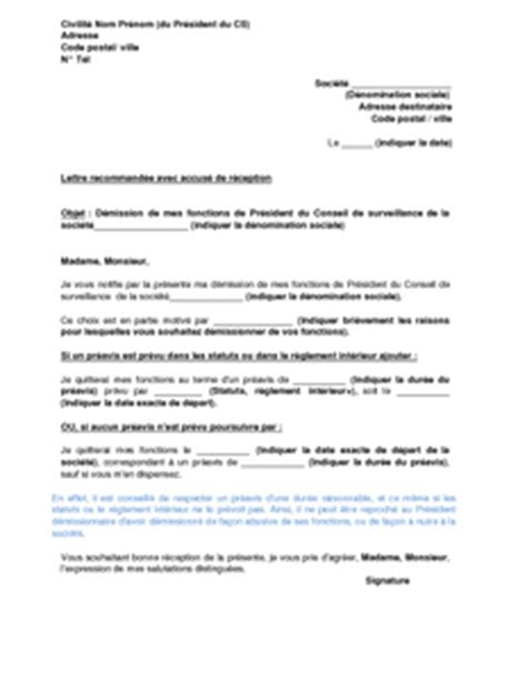 demission du bureau d une association loi 1901 exemple lettre de démission d une association comment