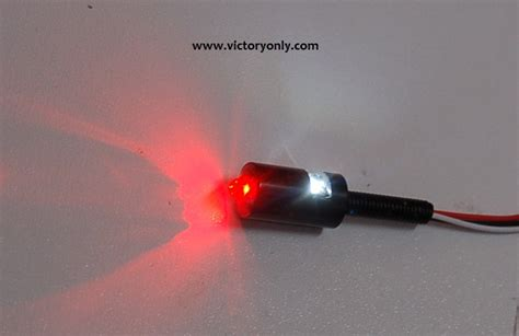 victory motorcycle bolt led black license plate victory