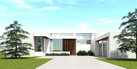 ultra modern house plan   bedroom suites td architectural designs house plans