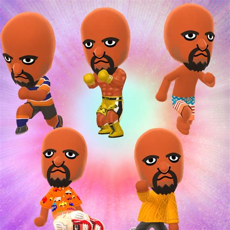 In the first series she found a magical trinket which granted her magic powers, donned a costume and called herself lucky girl. Matt Mii in different forms on Miitomo by robbieraeful on DeviantArt