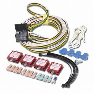 Demco 9523010 Towed Vehicle Tail Light Wiring Diode Kit