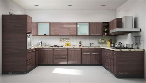 U Shaped Modular Kitchen Design  Home Decor & Renovation