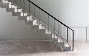 Prix Escalier Beton : prix de pose d un escalier prix de ~ Mglfilm.com Idées de Décoration