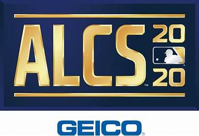 Series League American Alcs Championship Geico Rays