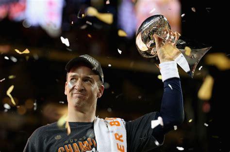 Nfl Legend And Super Bowl Champ Peyton Manning Announces