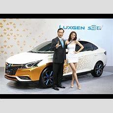 Luxgen 2016台北車展 X S3 Ev⁺電動車現身|展前記者會 Youtube