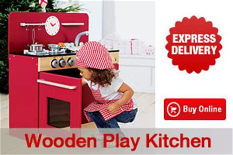 Children's Wooden Kitchens   Kids play cooking games in
