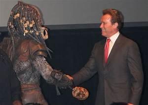 Schwarzenegger Reaches Apparent Truce With Predator  Will Star In  U0026 39 Ten U0026 39