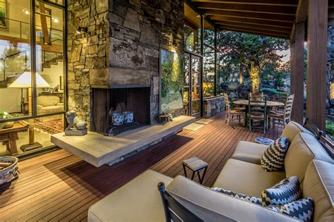 patio design 15 amazing rustic deck designs that will enhance your