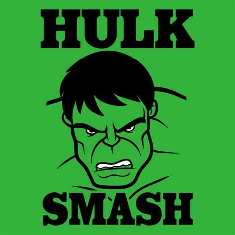 Hulk Smash ? CENTRAL T SHIRTS