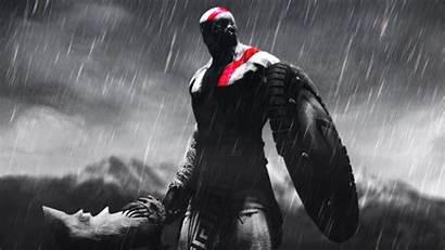 God Kratos War 4k Wallpapers Artwork 5k