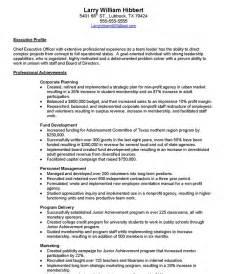 non profit resume writing service non profit resume sle search results calendar 2015