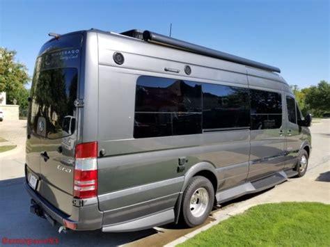 Mercedes benz sprinter rv amenities. Used 2018 ERA Mercedes Winnebago Diesel Motorhome RV Class B 1-Owner Sprinter Van for sale