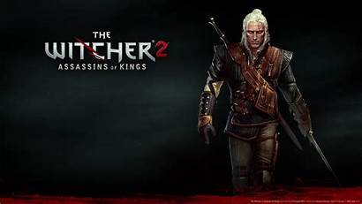 Witcher Geralt Rivia Wallpapers Wolf Kings Pcmr
